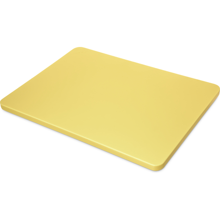"1288204 - Spectrum® Color Cutting Board 12"", 18"", 3/4"" - Yellow"