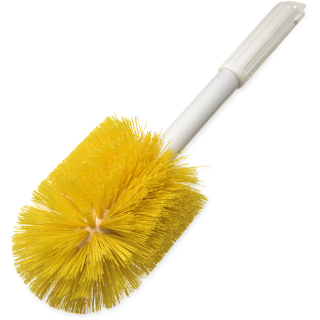 "4001004 - Multi-Purpose Valve & Fitting Brush 16"" Long /5"" D - Yellow"