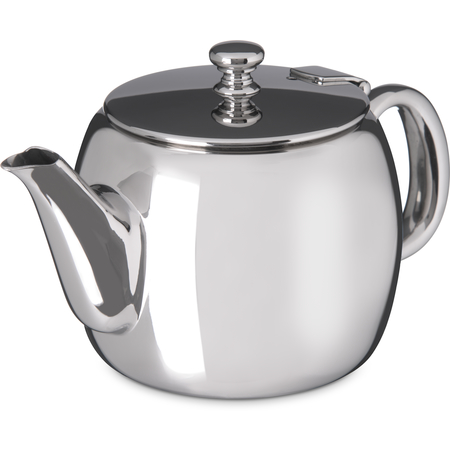 609155 - Rhapsody™ Tea Server 14 oz - Stainless Steel