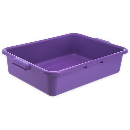 "N4401089 - Comfort Curve™ Tote Box 20"" x 15"" x 5"" - Purple"