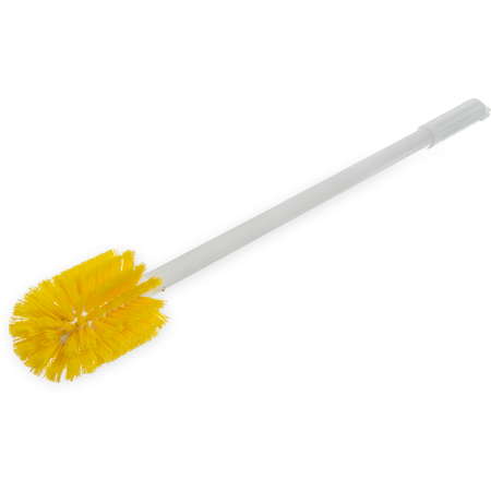 "4000704 - Multi-Purpose Valve & Fitting Brush 30"" Long/4"" D - Yellow"