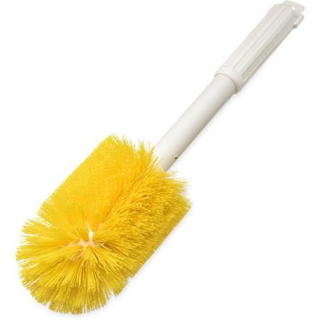 "4000504 - Sparta® Multi-Purpose Valve & Fitting Brush 16"" Long /4"" D - Yellow"