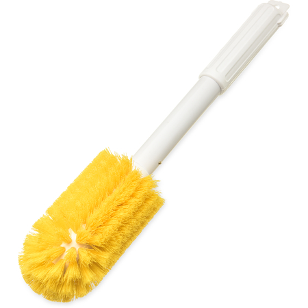 "4000404 - Multi-Purpose Valve & Fitting Brush 16"" Long/ 3"" D - Yellow"