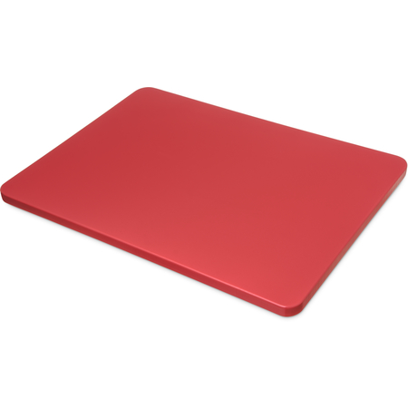 """1288705 - Spectrum® Color Cutting Board 15"""", 20"""", 3/4"""" - Red"""