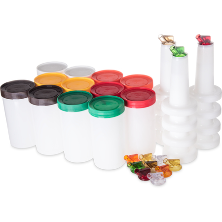 PS601N00 - Stor N' Pour® Complete Unit 1 qt - Assorted