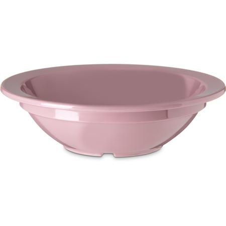 PCD30556 - Polycarbonate Rimmed Fruit Bowl 5 oz - Mauve