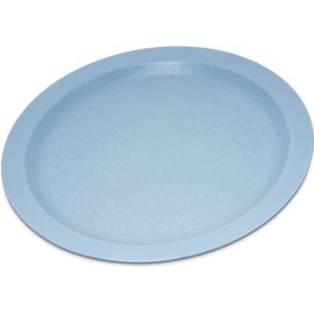 """PCD21059 - Polycarbonate Narrow Rim Plate 10"""" - Slate Blue"""