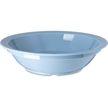 PCD31359 - Polycarbonate Rimmed Grapefruit Bowl 10 oz - Slate Blue