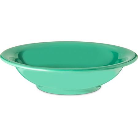 4303209 - Durus® Melamine Rimmed Bowl 16 oz - Green