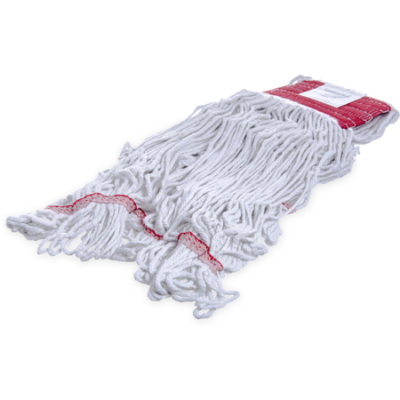369424B00 - Flo-Pac® Large Looped-End Mop w/Red Band