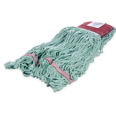 369484B09 - Flo-Pac® Large Red Band Mop With Looped-End - Green