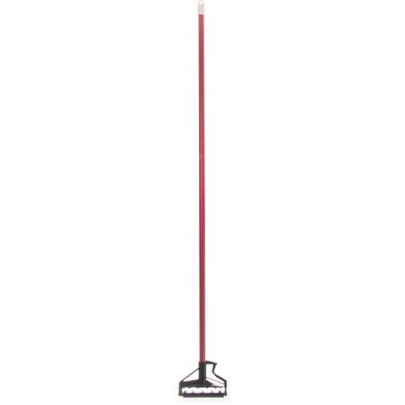 "4166405 - Sparta® Spectrum® Quik-Release™ Fiberglass Mop Handle 60"" Long / 1"" D - Red"