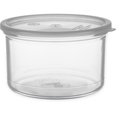 031607 - Classic™ Crock w/Lid 1.5 qt - Clear