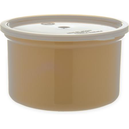 031606 - Classic™ Crock w/Lid 1.5 qt - Beige