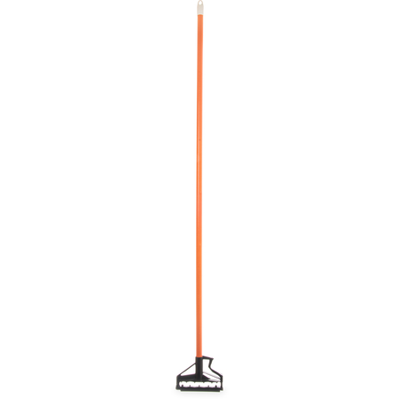"4166424 - Sparta® Spectrum® Quik-Release™ Fiberglass Mop Handle 60"" Long / 1"" D - Orange"