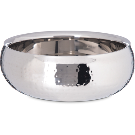 "609208 - Serving Bowl w/Hammered Finish 2.5 qt, 9-1/4"" - Stainless Steel"