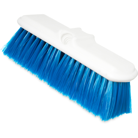 "4005014 - Flo-Pac® Flo-Thru Nylex Brush With Flagged Nylex Bristles 9-1/2"" - Blue"