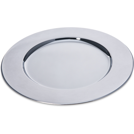 "608924 - Charger Plate 12.312"" - Chrome"