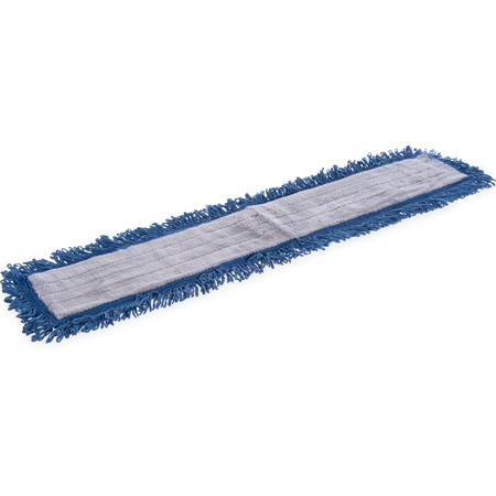 "364883614 - Flo-Pac® Launderable Dust Mop 36"" x 5"" - Blue"