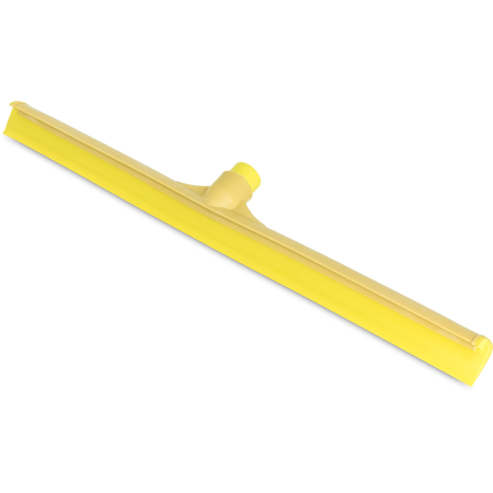 "3656804 - Sparta® Single Blade Squeegee 24"" - Yellow"