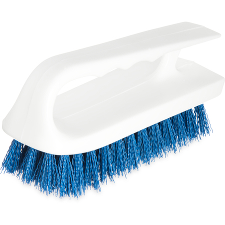 "4002414 - Sparta® Hand Scrub Brush 6"" - Blue"