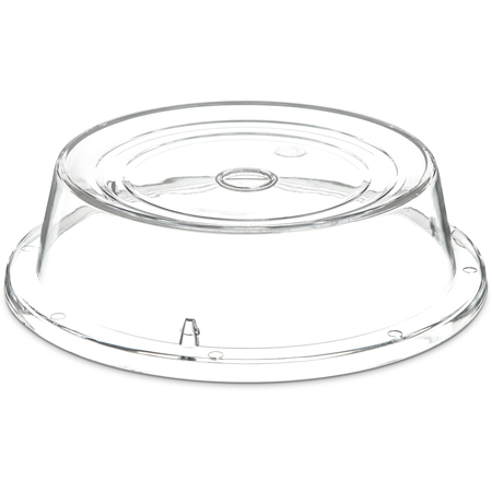 "196507 - Clear Plate Cover 9-7/16"" to 9-3/4""  - Clear"