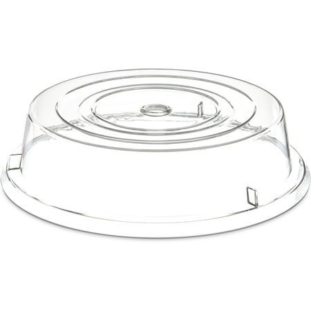 "199307 - Clear Plate Cover 10-3/4 to 11""  - Clear"