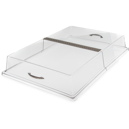 """SC2607 - Hinged Cover 26-3/16"""", 18-3/16"""", 4"""" - Clear"""