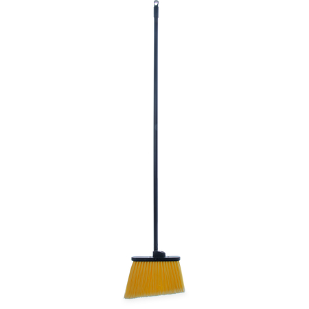 "3686500 - Duo-Sweep® Medium Duty Angle Broom w/12"" Flare Polypropylene Bristles 48"""
