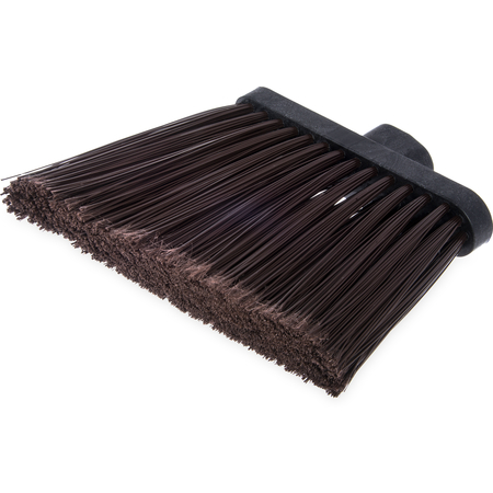 "3686701 - Duo-Sweep® Medium Duty Angle Broom w/12"" Flare (Head Only) 12"" - Brown"