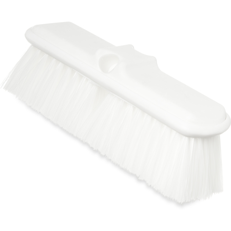 "4005002 - Flo-Pac® Flo-Thru Nylex Brush With Flagged Nylex Bristles 9-1/2"" - White"