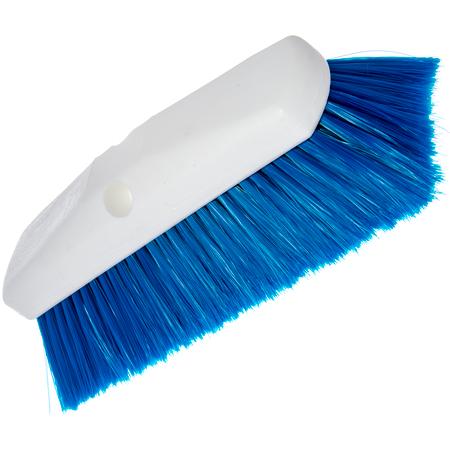 "4127814 - Sparta® Spectrum® Flo-Thru Wall & Equipment Brush 10"" - Blue"
