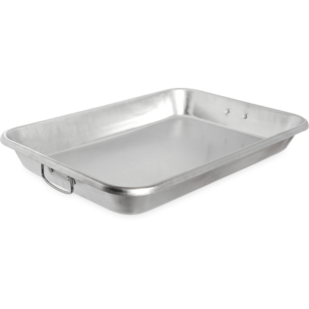 "601923 - Bake Pan With Drop Handles 19qt. 18"" x 26""  x 3.5"" - Aluminum"