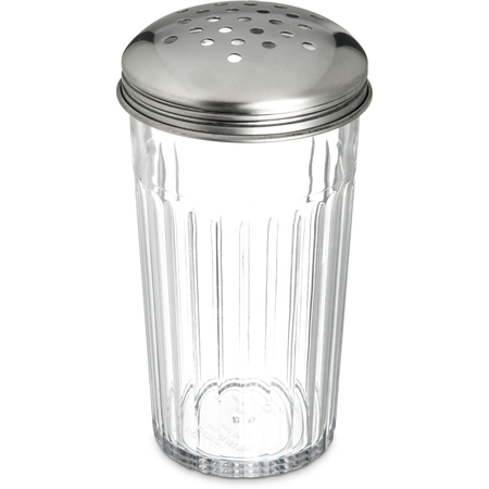 331907 - Base w/Shaker Top 12 oz - Clear