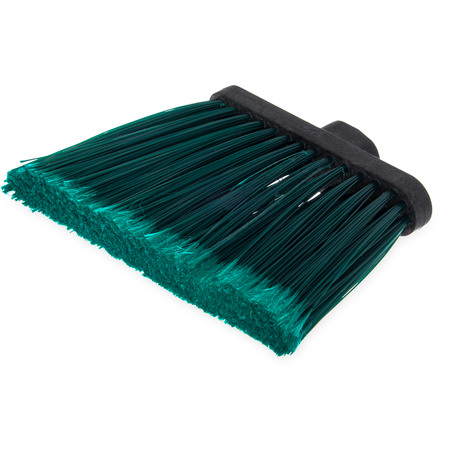 "3686709 - Duo-Sweep® Medium Duty Angle Broom w/12"" Flare (Head Only) 12"" - Green"