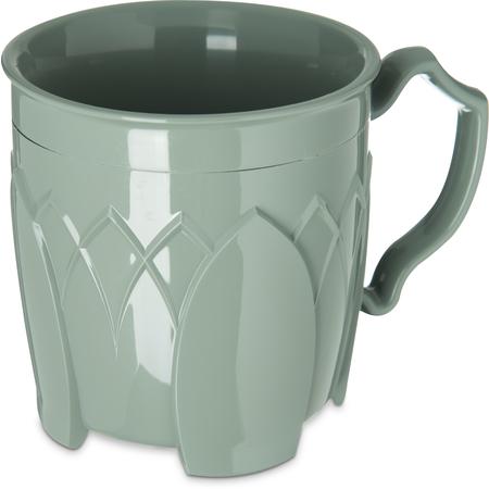 DX500084 - Fenwick Insulated Mug 8 oz (48/cs) - Sage