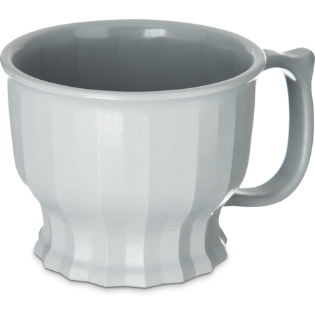 DX9000B23 - Tropez Cup, High-Temp 8oz (48/cs) - Gray
