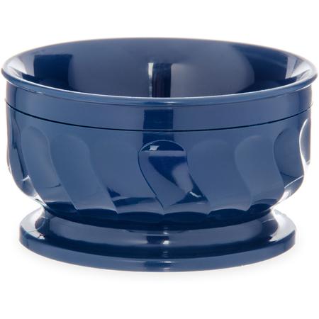 DX330050 - Turnbury® Insulated Pedestal Based Bowl 9 oz (48/cs) - Dark Blue