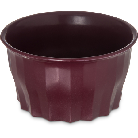 DX9200B61 - Tropez Bowl, High-Temp 5oz (48/cs) - Cranberry