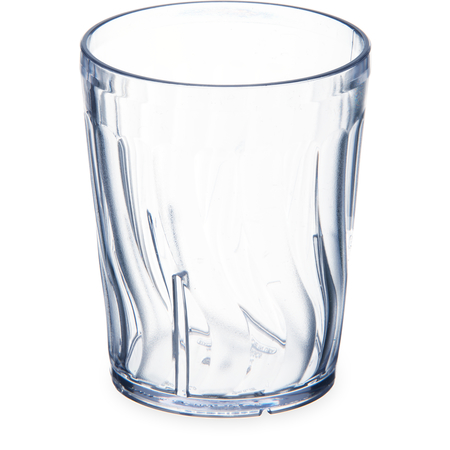 DX4GC607 - Dinex® Tumbler Swirl 6 oz. (72/cs) - Clear