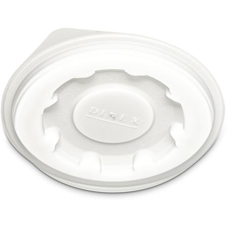 DX40008714 - Heritage Translucent Mug & Bowl Lid (2000/cs) - Translucent