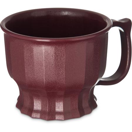 DX9000B61 - Tropez Cup, High-Temp 8oz (48/cs) - Cranberry