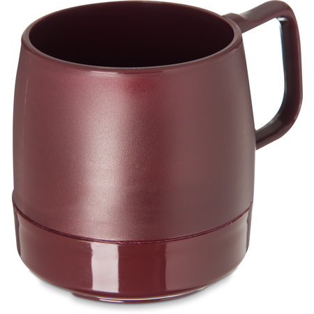 DX119761 - Classic™ Stackable Insulated Mug 8 oz (48/cs) - Cranberry