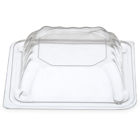 DX11840174 - Dome Lid for Square Bowl (1000/cs) - Clear