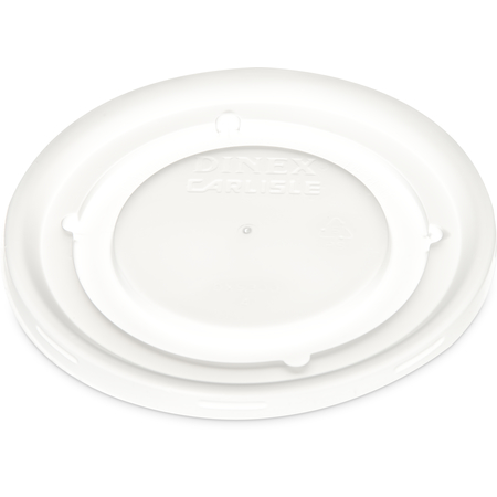 DX53008714 - Fenwick Translucent Bowl Lid (1000/cs) - Translucent
