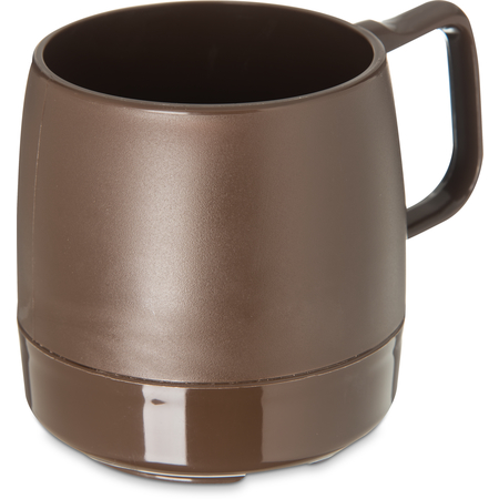 DX119769 - Classic™ Stackable Insulated Mug 8 oz (48/cs) - Chocolate