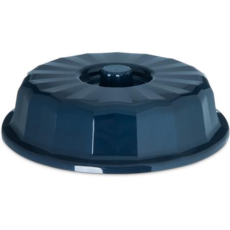 "DX9407B50 - Tropez Entree Dome, High-Temp 7-3/4""D (12/cs) - Dark Blue"