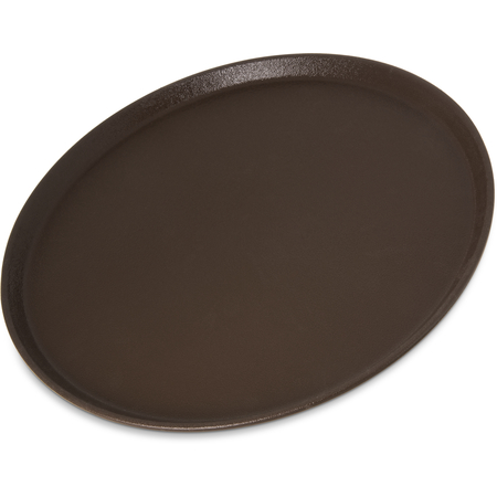 "1600GR2076 - Griptite 2 Round Tray 16"" - Brown"