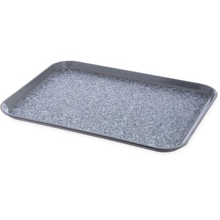 "DXSMC1520NSM23 - Glasteel™ Marble Non-Skid Tray 15"" x 20"" (12/cs) - Gray"
