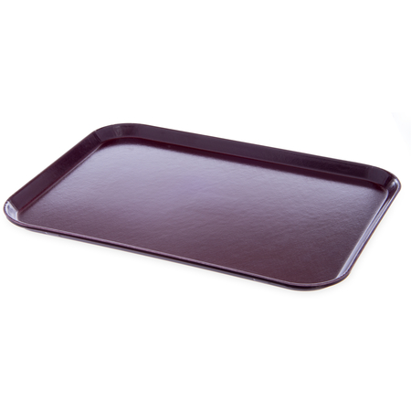 "DX1089M61 - Glasteel™ Flat Tray 15"" x 20' (12/cs) - Burgundy"